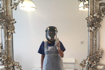 Close Contact Facial Treatments in Manchester - Full PPE